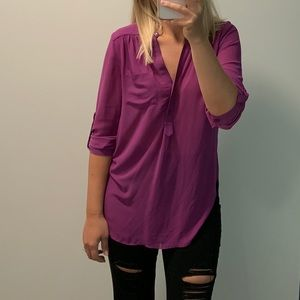 Sheer Tunic with Bedazzles